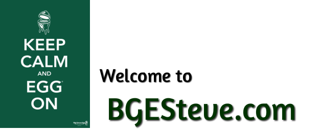 Welcome to BGESteve.com